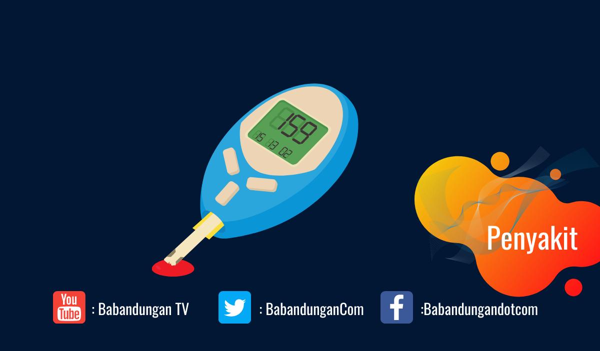 Cara Mengobati Penyakit Diabetes Basah Tradisional & Obat Apotik